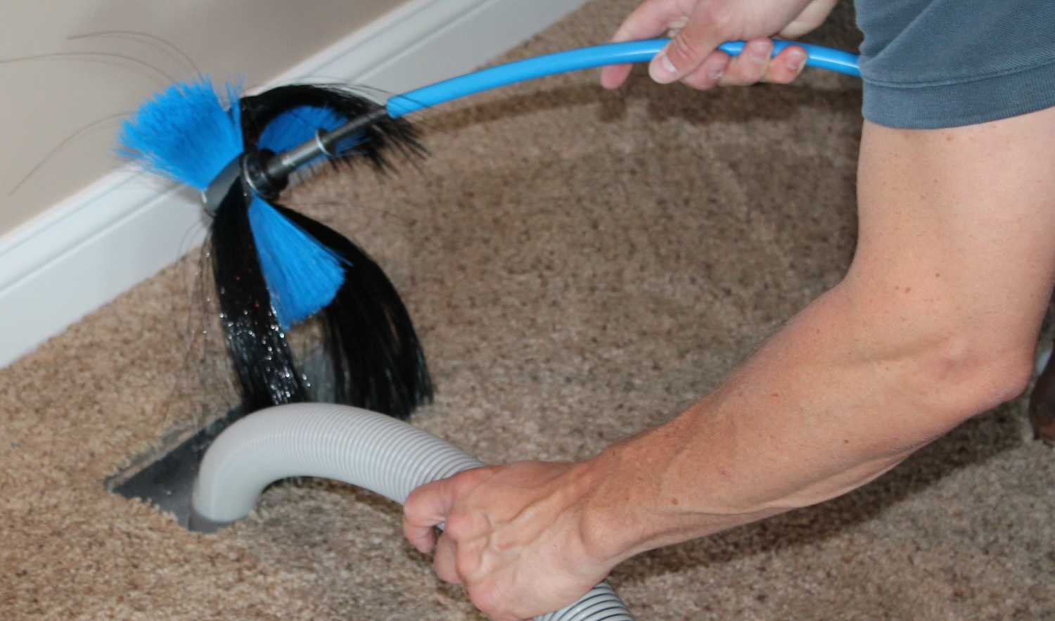 air duct cleaning in the Amarillo TX area - Texas